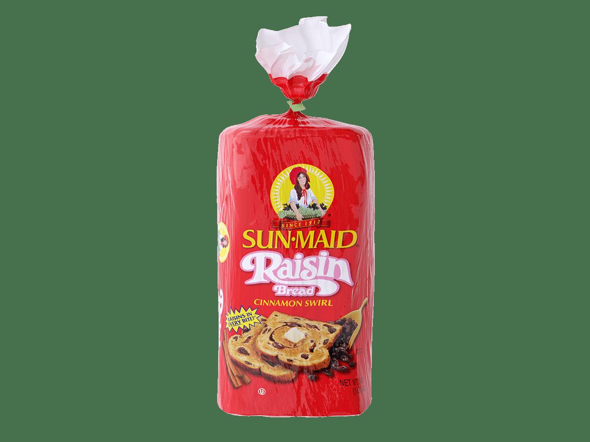 Sun-Maid Cinnamon Raisin Bread 16 oz. loaf
